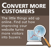 Convert more customers
