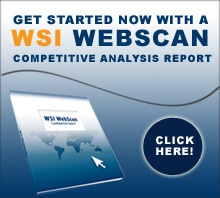 Get started now with a wsi webscan